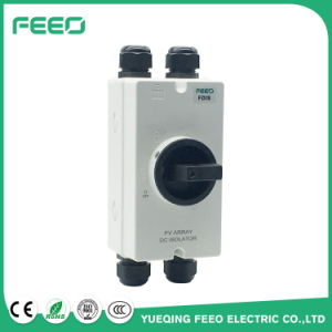 Photovoltaic System 4p1000V DC Isolating Switch pictures & photos