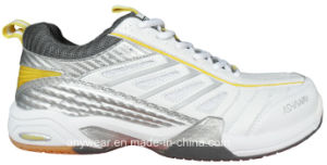 Men′s Badminton Court Shoes Table Tennis Footwear (815-8290) pictures & photos