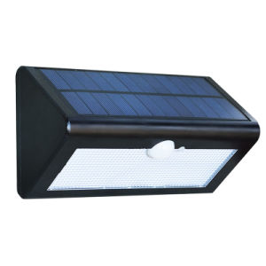 Cheap Black LED Energy-Saving Outdoor Motion Sensor Solar Light