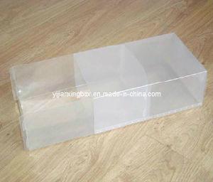 Shoes Plastic PP Transparent Packaging Box