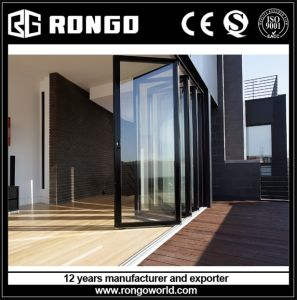High-Quality Aluminum Bi-Fold Door pictures & photos