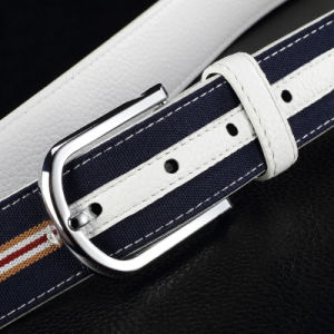 Sports Leisure Jeans Canvas Leather Belt Fashion Accessories pictures & photos