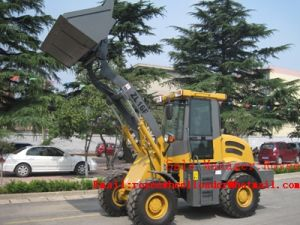 Qingzhou Compact Wheel Loader Zl16f with Ce pictures & photos