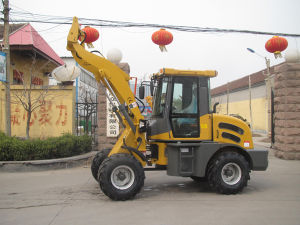 Hot Sale Weifang Shovel Loader Zl16/Jn916/Hzm 916 with Euro III Engine pictures & photos