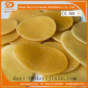 Automatic 3D Snacks Pellet Snacks Cracker Making Machine Production Line pictures & photos