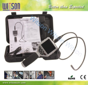 Witson 2.7′′ HD Monitor Industrial Borescope with Recording Function (W3-CMP2818DX) pictures & photos