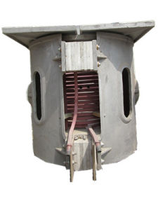 Melting Electric Induction Furnace for Casting Metal