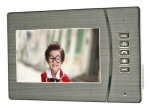 a 10.2 -Inch Color Video Intercom Doorbell