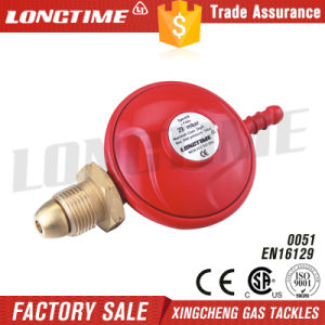 Ce Approved High Quality LPG Gas Pressure Regulator pictures & photos