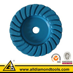 "4"", 7"" Diamond Grinding Cup Wheel for Stone pictures & photos"