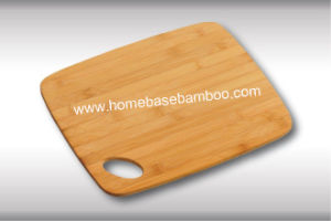 Bamboo Chopping Cutting Cheese Board Hb2204 pictures & photos