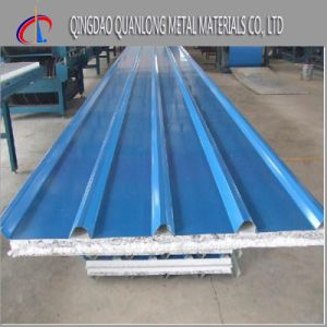 Color Coated Corrugated Roofing Steel Sheet pictures & photos
