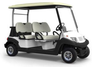 4 Seats High Quality Golf Cart with EU Certificate Simo204ak