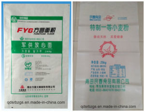 New Material Flour/Grain/Feed/Fertilizer Packing PP Woven Bag pictures & photos