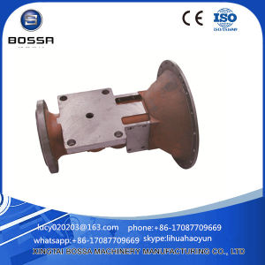 Auto Parts Engine Parts Casting Axle Case Brake Shoe Automotive Axle Housing for Heavy Truck pictures & photos
