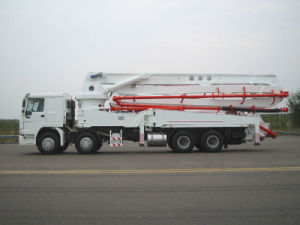 Faw / HOWO 48m Concrete Pump Truck pictures & photos