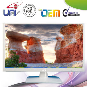 White Colour Small Size High Quality TV for Hotel pictures & photos