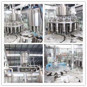 Automatic Juice Filling Machine for Bottled Juice pictures & photos