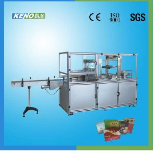 Automatic Tissue Box Wrapping Machine (KENO-SW400) pictures & photos