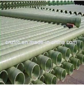 Best Quality High Pressure Underground Used Plastic Pipe FRP Pipe pictures & photos