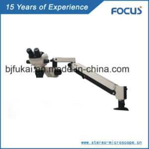 High Quality Operation Microscope for Transmitted Illumination Microscopy pictures & photos