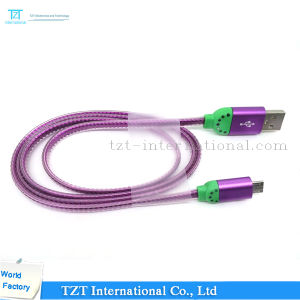 High Quality Mobile Phone Micro USB Cable for Samsung/iPhone (Type-F&L) pictures & photos