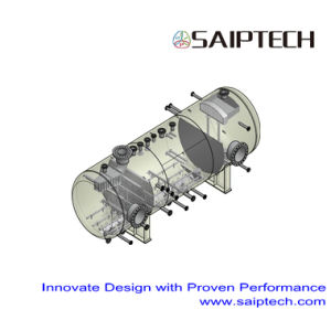 Process Engineering Design & Manufacture for Gas and Oil Separator Internals pictures & photos