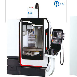 Xh7125/Xh7132A China CNC Machining Center Cheap CNC Milling Machine pictures & photos