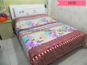 Cheap Price Brushed Microfiber Printed Polyester Bed Sheet Fabric