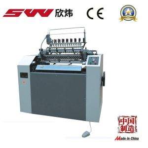 Large Size Book Sewing Machine pictures & photos