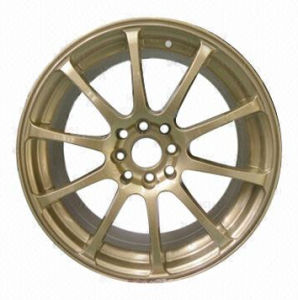 Replica Alloy Car Wheel Rim with OEM Accepted pictures & photos