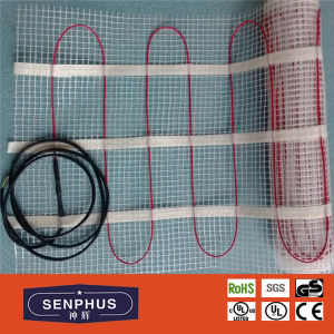 PVC Electric Underfloor Heating Mat Infrared Heating pictures & photos