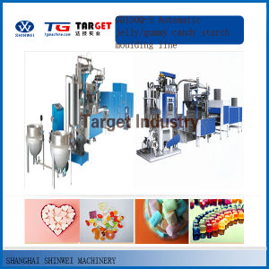 Gd150q-S Automatic Jelly/Gummy Candy Starch Moulding Line pictures & photos