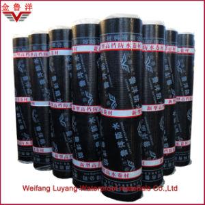 Self Adhesive Bitumen Waterproof Membrane, 1.2mm Bituminous Waterproof Membrane pictures & photos
