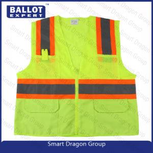 Custom Wholesale Reflective Safety Security Vest