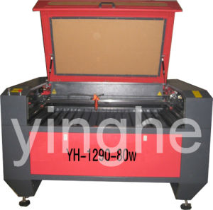 Best Quality! Yinghe New Model Laser Cutter (YH-1290) pictures & photos