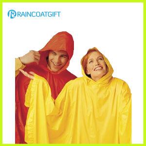 Unisex Waterproof PVC Rain Ponchos (RPE-149) pictures & photos