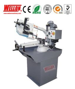 Horizontal Bandsaw Machine (Metal Bandsaw BS280G) pictures & photos