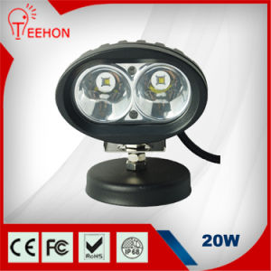"4"" 20W Warning LED Work Light pictures & photos"