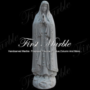 Hand-Carved Marble Stone Sculpture for Home Decoration Ms-1017