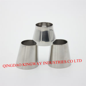 Stainless Steel Sanitary Welded Concentric Reducer. pictures & photos