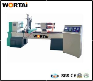 Double-Axis Single Knife Lathering and Milling Machine pictures & photos