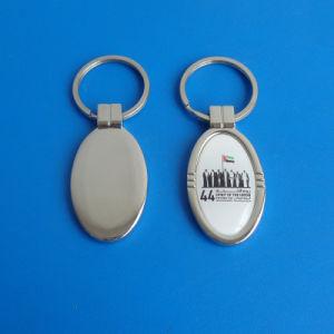 UAE National Day Keychain Printing 7sheiks Logo Metal Keychain pictures & photos