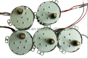 Various Types of AC Synchronous Geared Motor pictures & photos