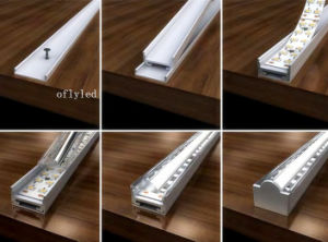 LED Lens Strip Profile pictures & photos