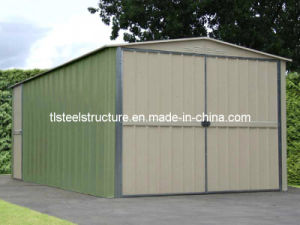 Modular Light Steel Structure Storehouse Building pictures & photos