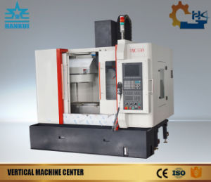 Vmc450L 3 Axis CNC Vertical Machining Center with Ce ISO pictures & photos