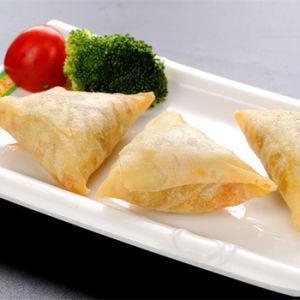 IQF Frozen Tsing Tao Vegetable Frozen 17g/piece Spring Rolls pictures & photos