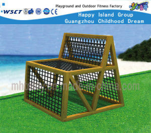 Outdoor Fitness Equipment Rope Climbing Ladder Hf-17604 pictures & photos