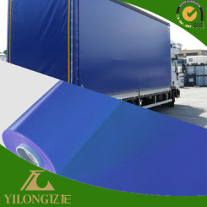 Weather Resistant PVC Truck Cover